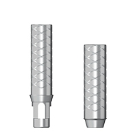 Provisorische Abutments / Straumann Bone Level®