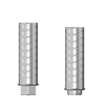 Provisorische Abutments / Astra Tech OsseoSpeed®