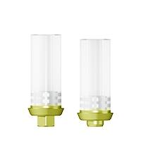 Goldabutment / Zimmer® - MIS® - BioHorizons®