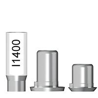 Titanbasen für Zirkon / Nobel Brånemark®