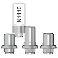 Titanbasen für Zirkon / Straumann SynOcta® Tissue Level®