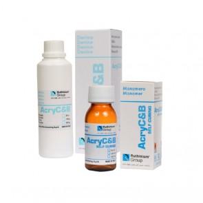 Ruthinium® Acry C&B RX Flüssigkeit 60ml