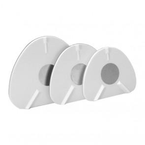 Top Dent Sockelplatten mit Halteplatte