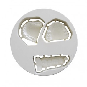 Pressing Dental Smile Master Model 25mm weiss / rosa