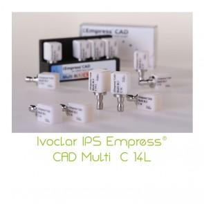 Ivoclar IPS Empress® CAD multi  C 14L