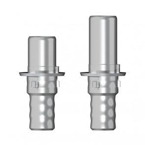 Titanbasis für Zirkonaufbau 2. Generation / Camlog®