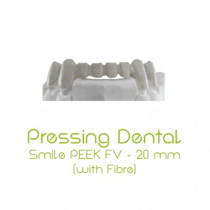 Pressing Dental Smile PEEK-FV 20mm - Beige