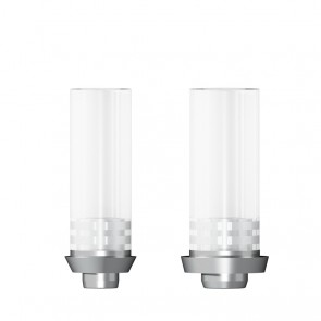 CoCr Abutments angiessbar rotierend / Nobel Replace Select®