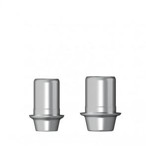 Titanbasis für Stege und Brücken rotierend / Nobel Active®