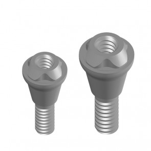 MedentiBASE Abutment / Dentsply Frialit Xive®