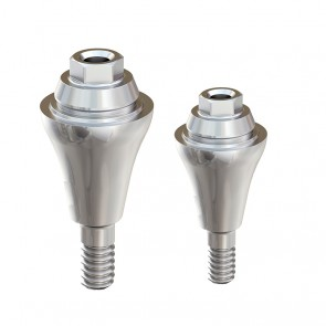Multi-Unit gerade Abutment / Astra OsseoSpeed EV®