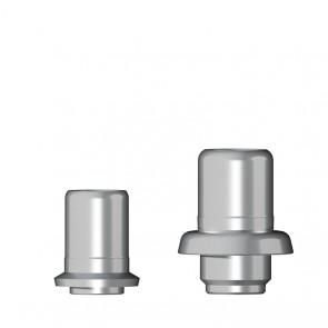 Titanbasis für Stege und Brücken rotierend / Straumann SynOcta® Tissue Level®