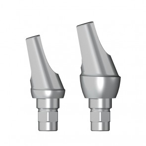 Abgewinkeltes Abutment 16° / Dentsply Frialit Xive®