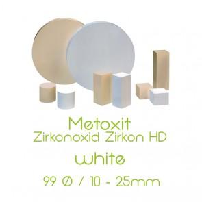 Metoxid Zirkon HD Z-CAD HD 99 - white