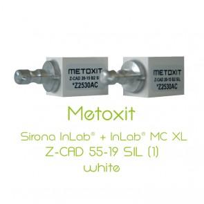 Metoxit Sirona InLab® + InLab® MC XL Z-CAD 55-19 SIL (1)