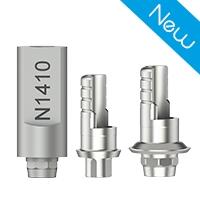 ASC Flex Titanbasen für Zirkon / Straumann SynOcta® Tissue Level®