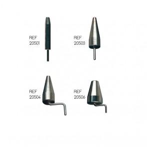 Top Dent Brennguthalter 5 Stück / REF