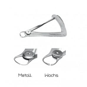 Top Dent Tasterzirkel Metall