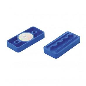 AmannGirrbach Basisplatte blau 50Stk.
