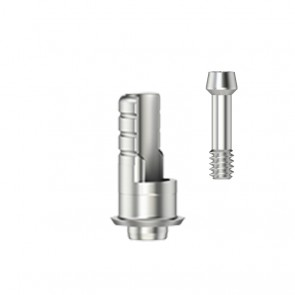 ASC Flex Titanbasis rotierend / Zimmer® - MIS® - BioHorizons®