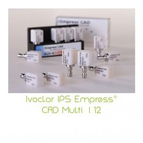 Ivoclar IPS Empress® CAD multi  I 12