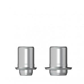 Titanbasis für Stege und Brücken rotierend / Camlog®