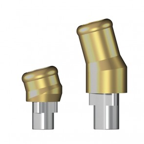 MedentiLOC Abutment abgewinkelt 15° / Nobel Replace Select®