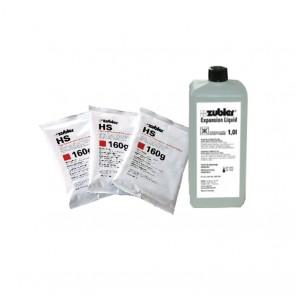 Zubler Einbettmasse HS - Pulver/Liquid