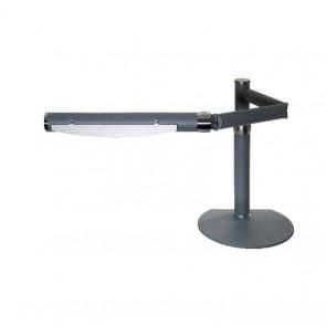 Lampe Jan Langner Basic silbermetallic