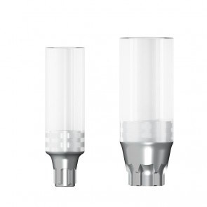CoCr Abutments angiessbar rotationsindexiert / Astra OsseoSpeed EV®
