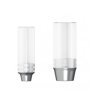 CoCr Abutments angiessbar rotierend/ Astra OsseoSpeed EV®