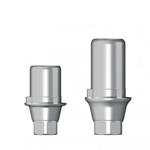 Titanbasis für Zirkonaufbau 2. Generation / Nobel Active®