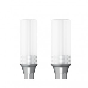 CoCr Abutments angiessbar rotationsindexiert / Nobel Active®