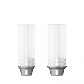 CoCr Abutments angiessbar rotierend / Nobel Active®