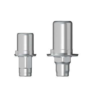 Titanbasis für Zirkonaufbau 2. Generation / Biomet 3i Certain®