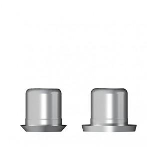 Titanbasis für Stege und Brücken rotierend / Biomet 3i Außenhex®