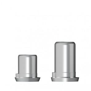 Titanbasis für Zirkonaufbau 2. Generation / Nobel Brånemark®