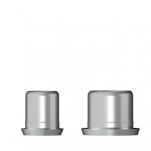 Titanbasis für Stege und Brücken rotierend / Nobel Brånemark®
