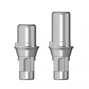 Titanbasis für Zirkonaufbau 2. Generation / Straumann Bone Level®