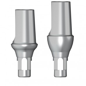 Gerades Abutment / Straumann Bone Level®