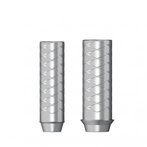 Provisorisches Abutment rotierend / Straumann Bone Level®