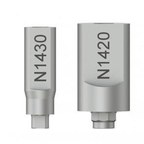 Scanbody für Titanbasis 2. Generation / Straumann SynOcta® Tissue Level®