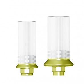 HSL Abutment rotationsindexiert / Straumann SynOcta® Tissue Level®