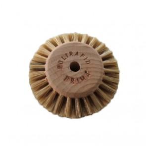 Polirapid Prima steif - 3-reihig Flach/Spitz Plastik/Holz