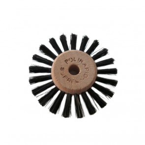 Polirapid Suprema extra hart - 1-reihig Flach Plastik/Holz