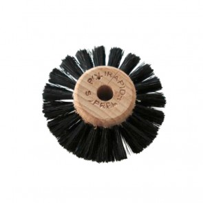 Polirapid Suprema extra hart - 2-reihig Flach/Spitz Plastik/Holz