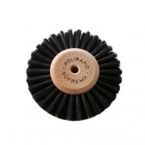 Polirapid Suprema extra hart - 6-reihig Flach/Spitz Holz
