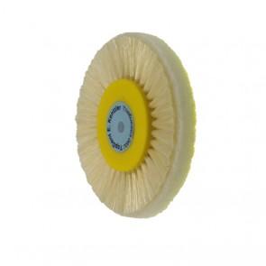 Polierbürsten für den Poliermotor Scotch Brush 2-reihig