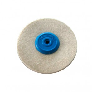 Polirapid Filz-Schwabbel 90 /100 mm