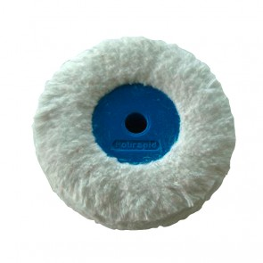 Polirapid Plüschmullen Baumwolle 50-120mm Plastikkern